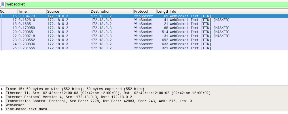 Wireshark Filter